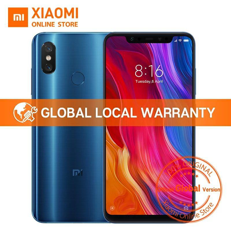 Xiaomi mi 8 / 6+64 envío rápido