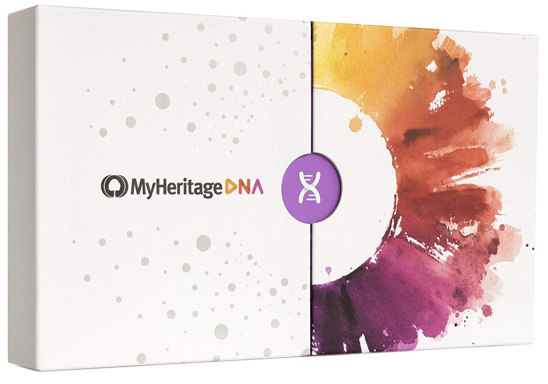 MyHeritage - Prueba de ADN