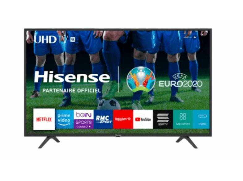 """TV LED 55"""" - Hisense Ultra HD 4K, Smart TV"""