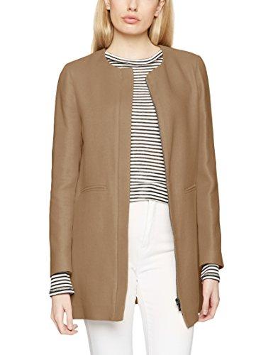 TALLAS 42 y 44 - United Colors of Benetton Smart Coat, Abrigo para Mujer