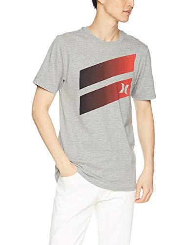 TALLA L - Hurley Premium Icon Slash Gradient tee - Camiseta para Hombre