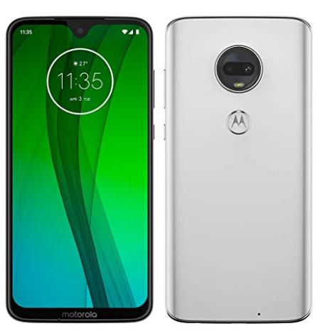 Motorola Moto G7 (Reacondicionado Como Nuevo) 5 UNIDADES