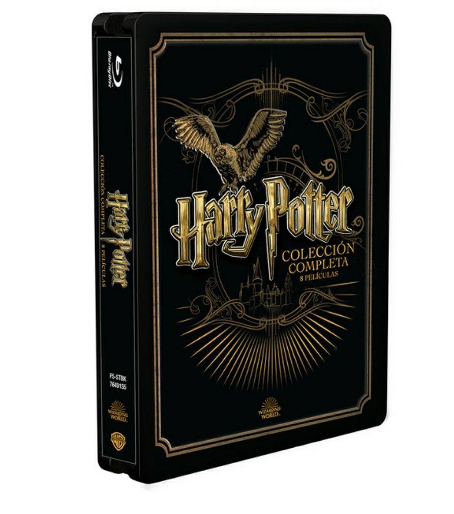 Pack Harry Potter. Colección Completa (Edición 2019) (Blu-Ray)