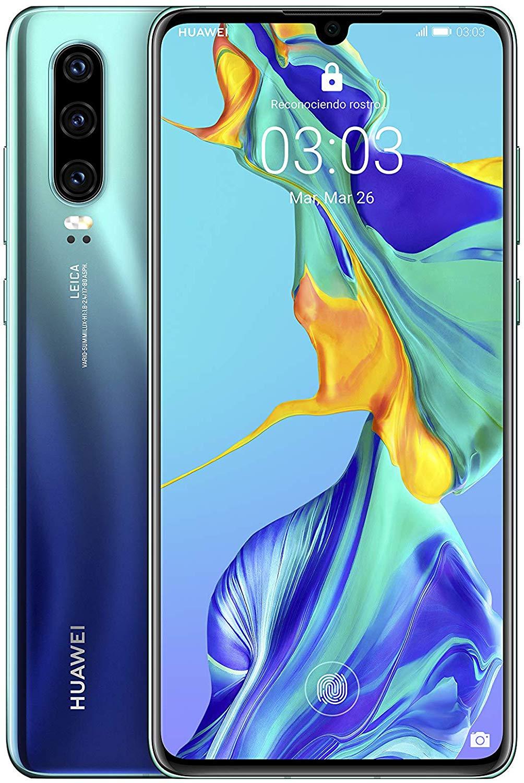 Huawei P30 6/128GB por 372€ (como nuevo)