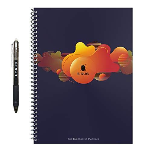 Cuaderno Reutilizable Inteligente - Conectado iOS Android Compatible Google Drive/iCloud/Dropbox/Email