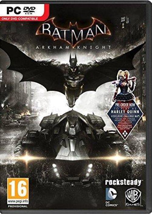 Buenos precios en Batman Arkham (Steam)