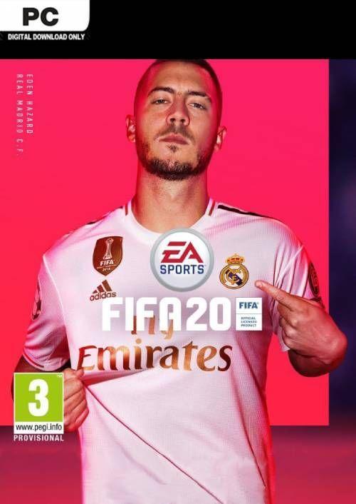 FIFA 20 PC IDIOMA INGLES.