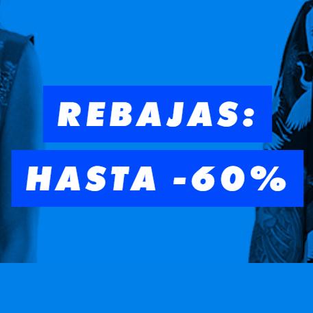 Rebajas del 60% en ASOS