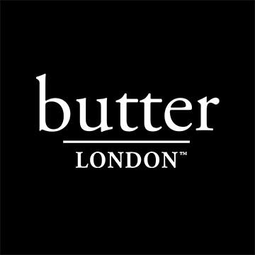 Varios productos Butter London tirados de precio