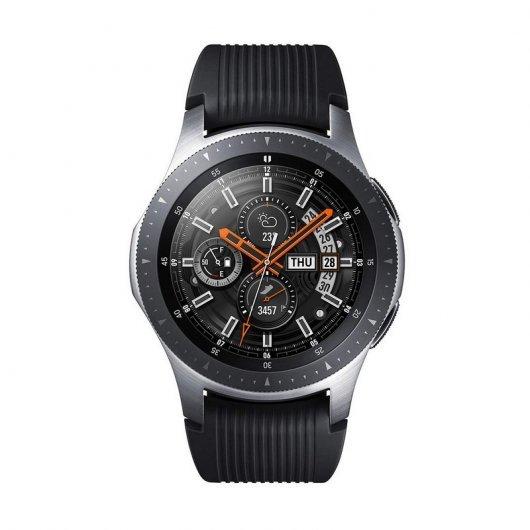 Samsung Galaxy Watch S4 46mm Plata Versión Internacional