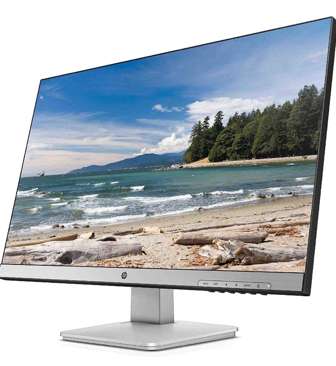 """Monitor HP 27"""" 2K con HDMI y DP"""