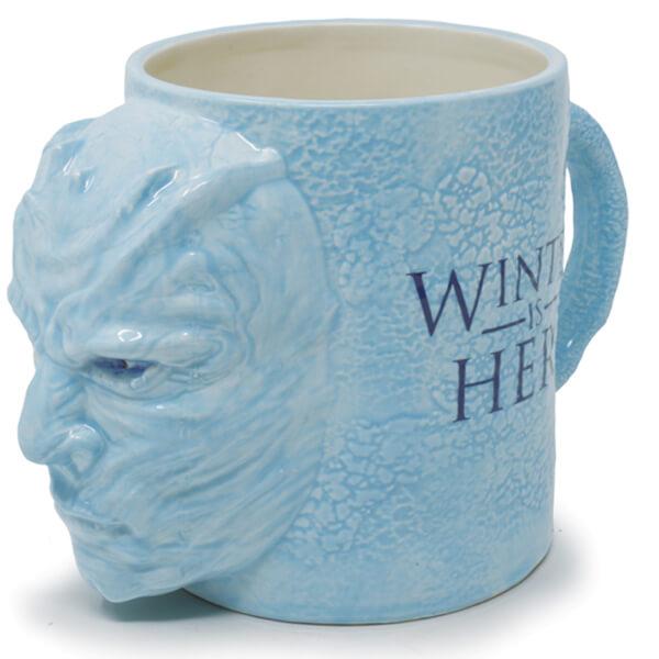 Game Of Thrones (Night King) Shaped Mug Licencia oficial