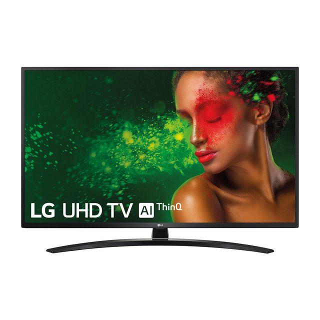 """TV LED 126 cm (50"""") LG 50UM7450 4K HDR Smart TV con Inteligencia Artificial (IA)"""