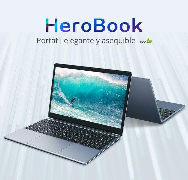 """CHUWI HeroBook 14,1"""" 4/64GB desde España"""