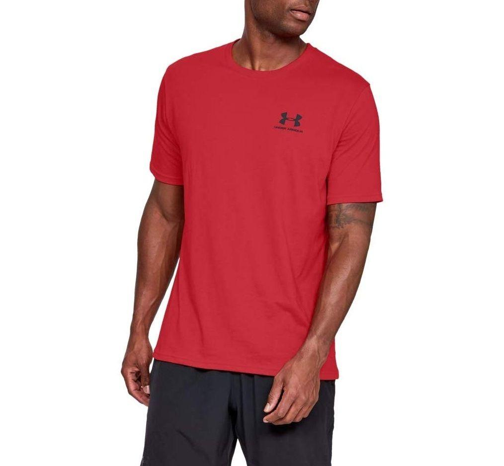 Camiseta Under Armour Sportstyle (Más colores disponibles)