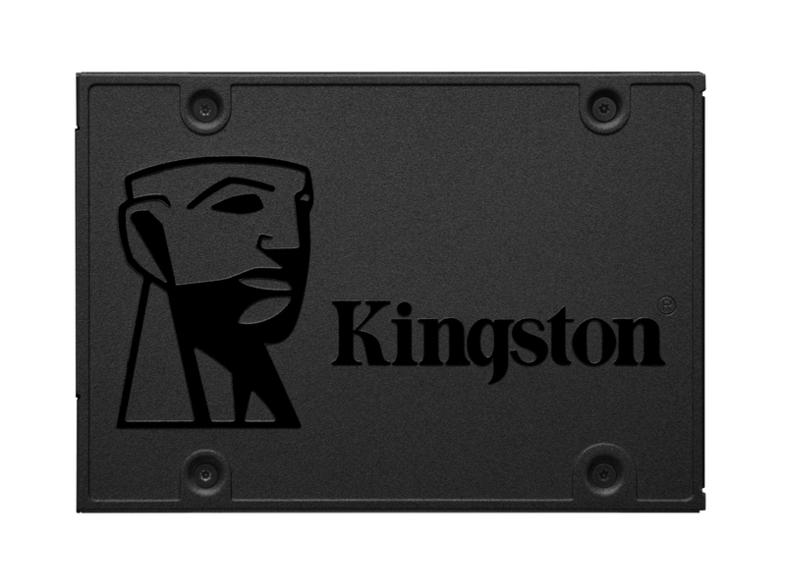 "Disco duro SSD de 960GB Kingston SSD A400, 2.5"", SATA III"