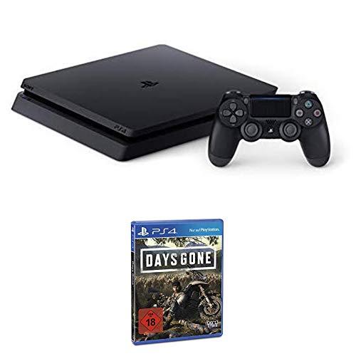 Playstation 4 1TB + Days Gone solo 214€