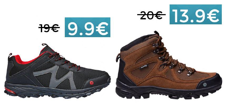 Preciazos en calzado Mountain PRO