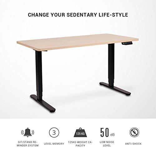 Mesa con Altura Ajustable eléctricamente
