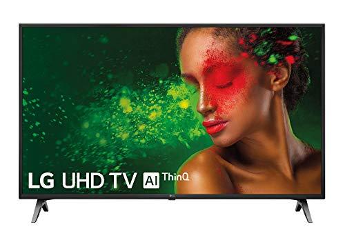 """LG 55UM7100ALEXA - Smart TV 4K UHD 55""""con Alexa, Quad Core, HDR"""