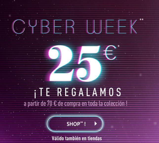 Cyber Week en Pimkie