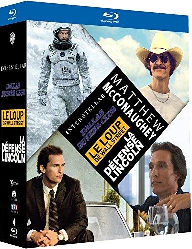 Matthew McConaughey Colección Películas Blu-ray