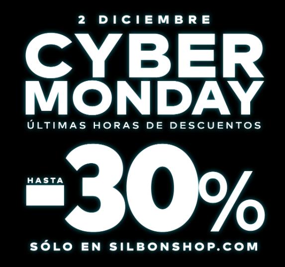 30% en Silbon - CyberMonday