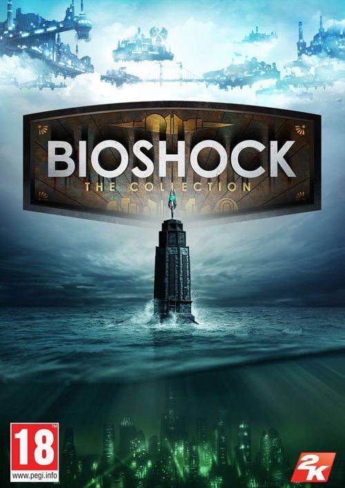 Bioshock: The Collection para PC por 7,69€ y PS4 por 12,49€