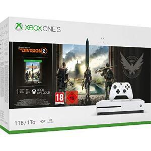 Microsoft Xbox One S - Consola 1 TB + División 2