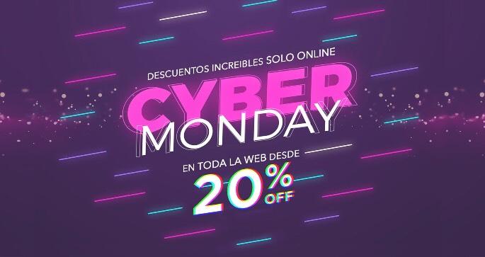 Javashop.es con Cyber Monday