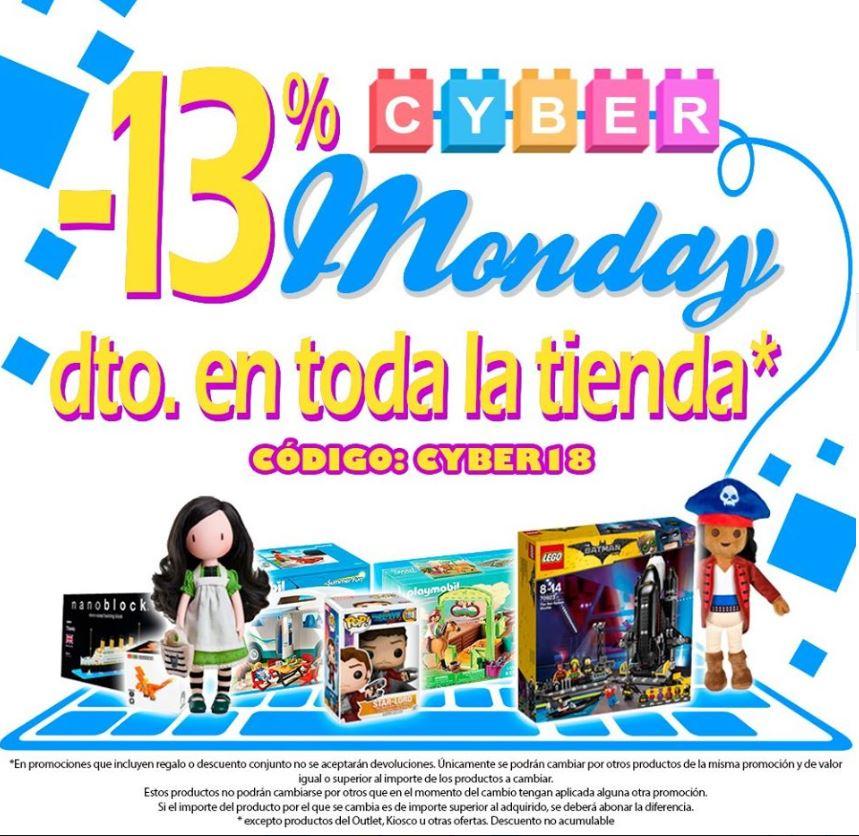 Cyber Monday en Playmyplanet