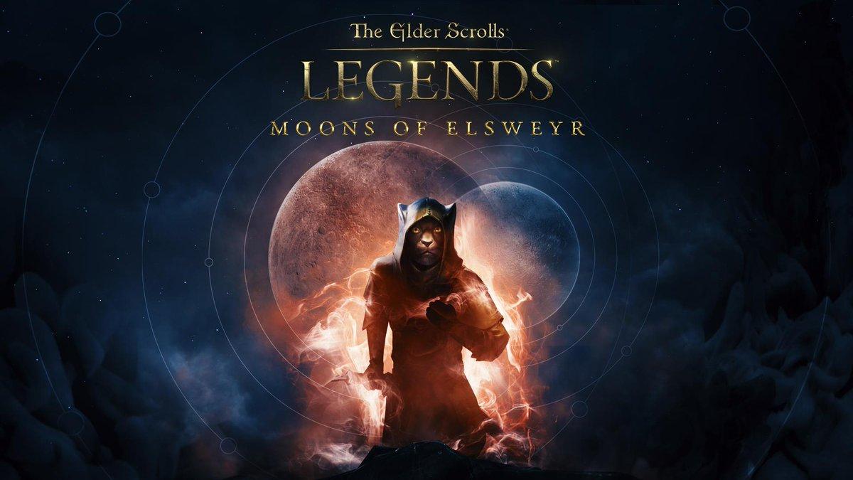 The Elder Scrolls Legends: Paquetes de cartas (en el juego)