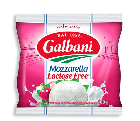 [GRATIS] Mozzarella Sin Lactora Galbani [REEMBOLSO]