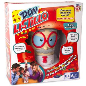Don Listillo, un juego familiar interactivo (IMC TOYS)