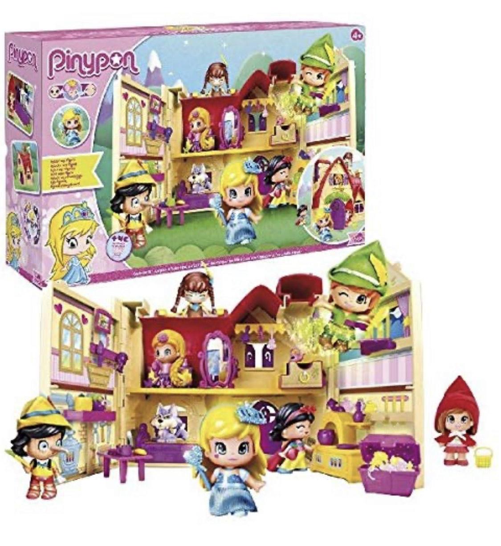PINYPON - Casa de cuentos