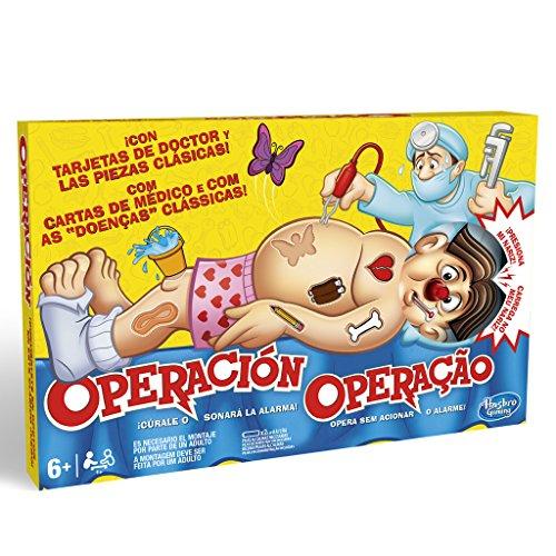 OPERACIÓN + TWISTER