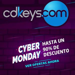 CyberMonday en CDKeys