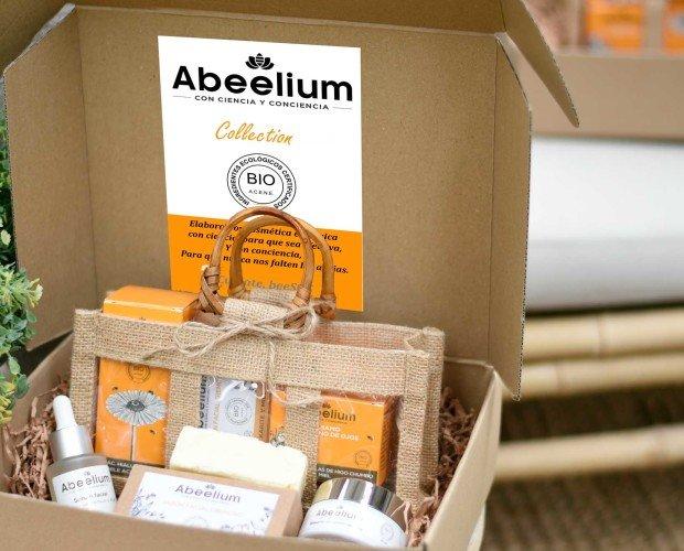 20% descuento en su tienda online abeelium cosmetica