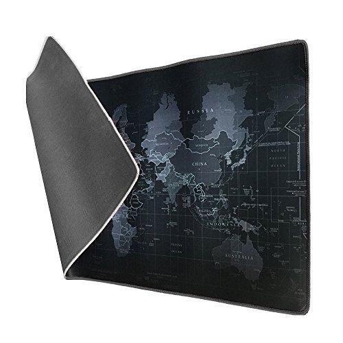 Alfombrilla XXL 90 x 40 centímetros - Mapa del Mundo por sólo 6,79€