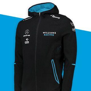 80% en tienda online Williams F1 Team