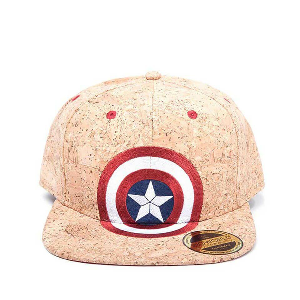 Gorra capitán América Civil war