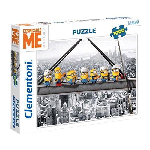 Clementino1000 piezas puzzle miniums