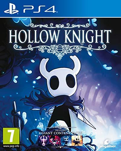 Hollow Knight para PS4 y Switch Formato Físico solo 19,9€