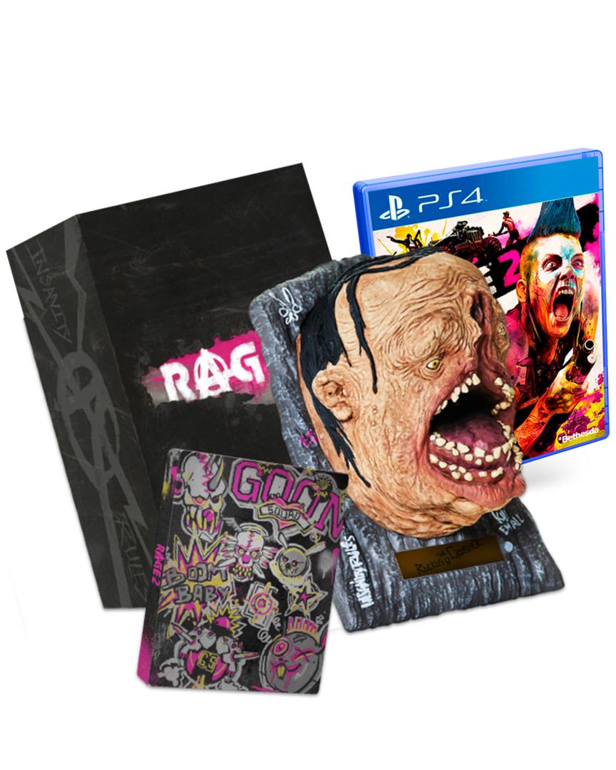 Rage 2 edición coleccionista (Xtralife)