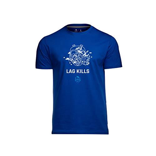 (PLUS) - TALLA M - Movistar Riders Lag Kills Camiseta para Hombre