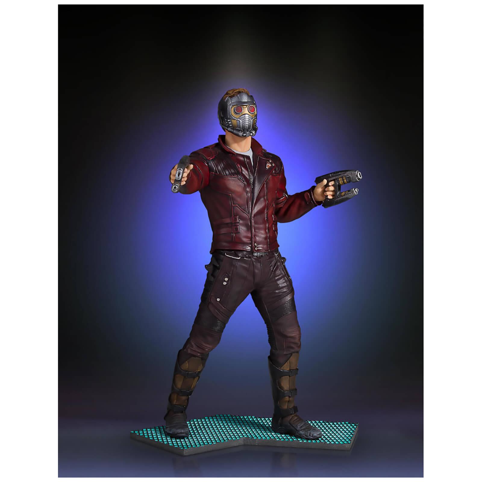Estatua de Star-Lord (Guardianes de la galaxia) 24 cm