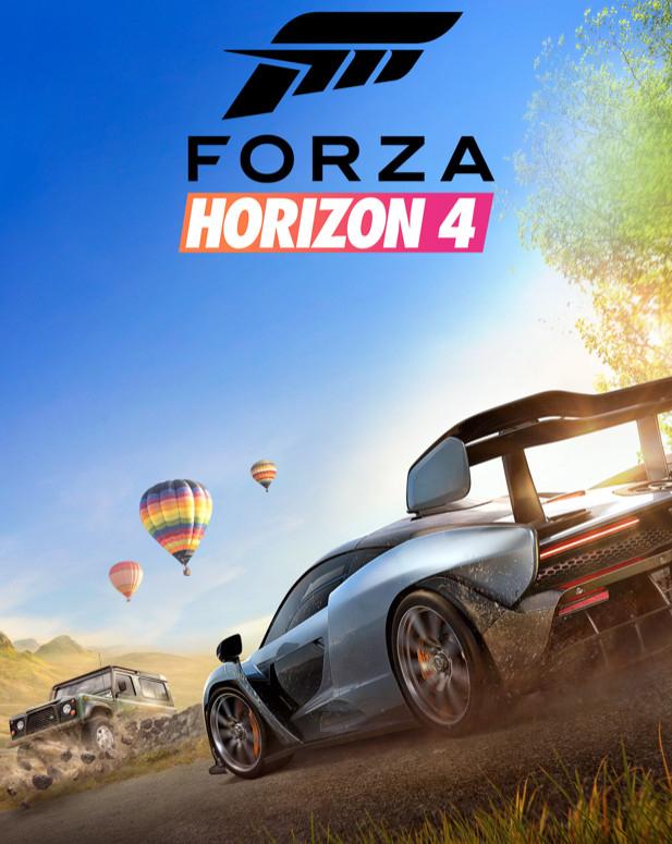 FORZA HORIZON 4: Calendario de adviento con coche gratis cada día de Diciembre