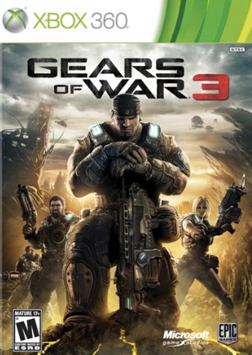 XBOX ONE/360: Gears of War 3 y Gears of War 2 por sólo 89 céntimos cada uno