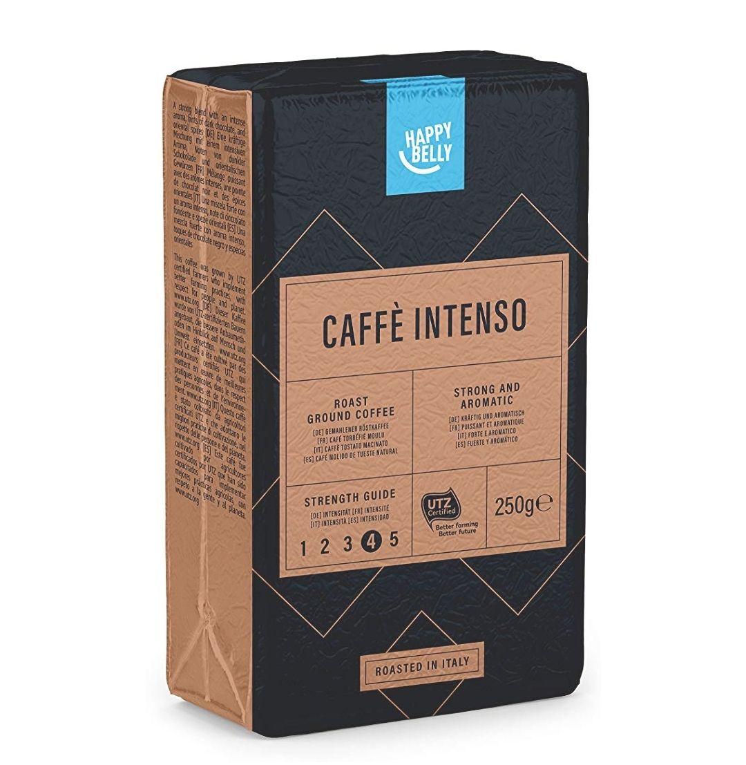 Café Intenso Happy Belly 4x250g