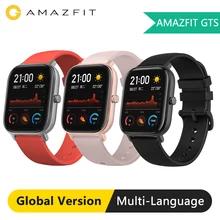 Amazfit GTS reloj inteligente Aliexpress Plaza en color rojo.